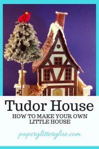 Tudor House or the Half-Timbered House