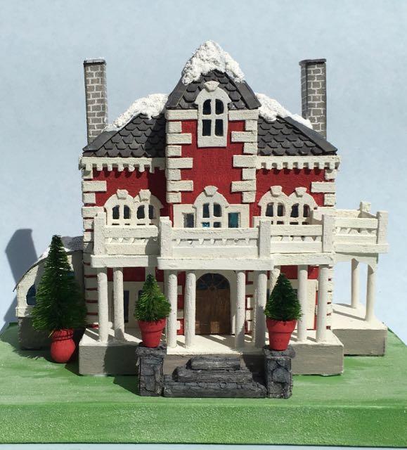 Wilkins House Putz Version