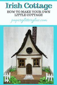 Irish Cottage St. Patrick's Day