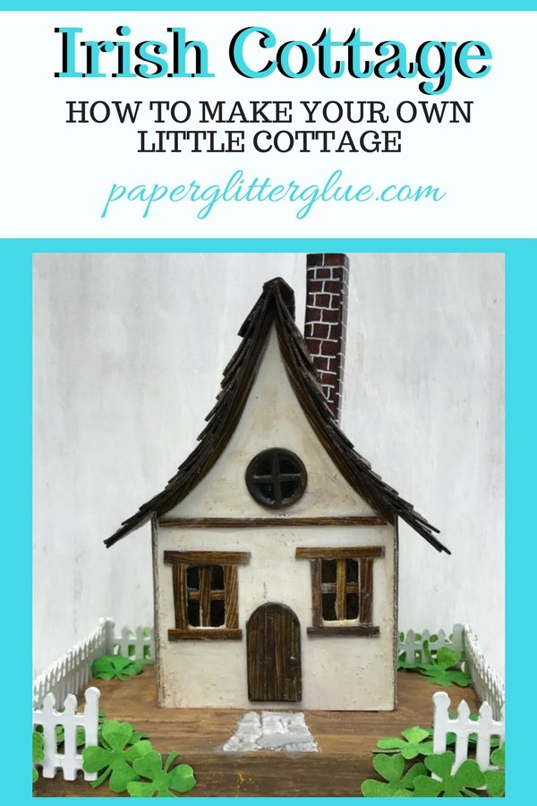 Irish Cottage St. Patrick's Day