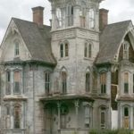 Abandoned Italianate Mansion in Coudersport, PA