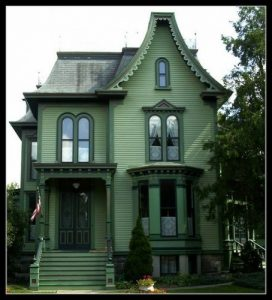 Beverly Davenport house in Saline Michigan