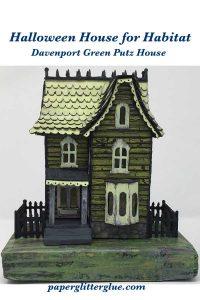 Halloween house Davenport Green