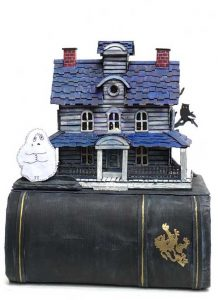 What does Gus the Ghost's House Need?