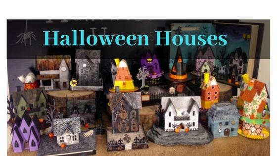 Halloween Houses 2015