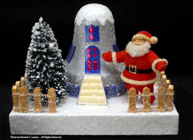 Howard's Christmas Bell House