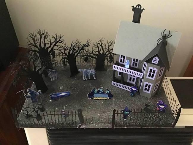 Brian's Halloween House