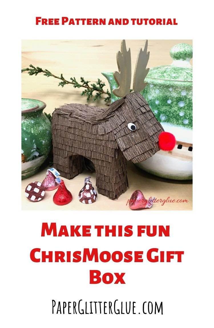 ChrisMoose mini gift box