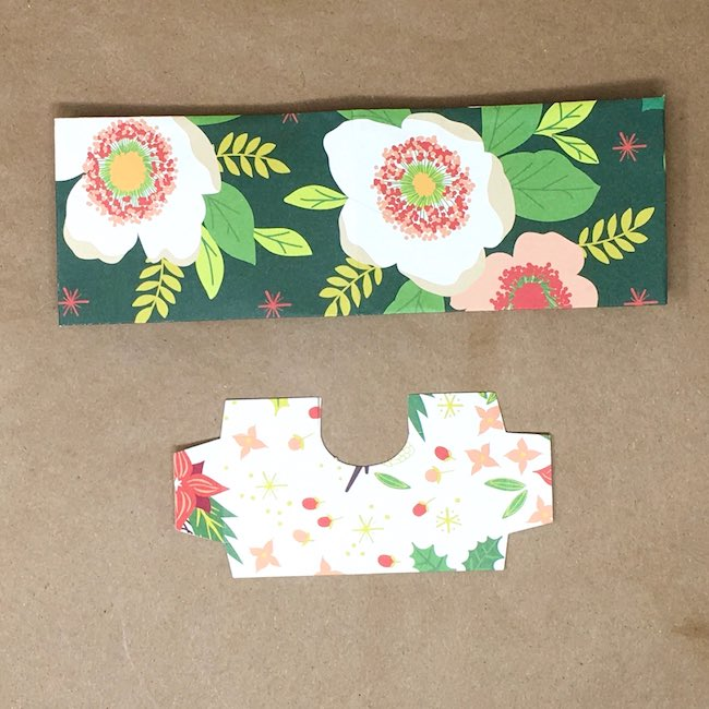Gift card insert