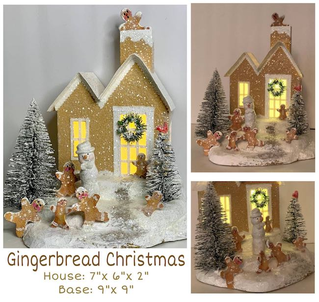 Deb Flo Gingerbread Christmas