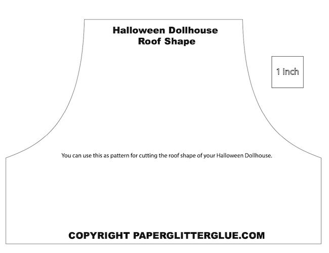 Halloween-Dollhouse-Roof-Shape-PDF