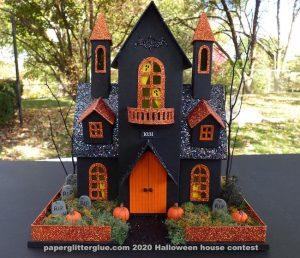Halloween House - Carol