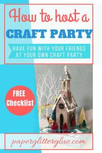 How to Host a Successful Craft Party