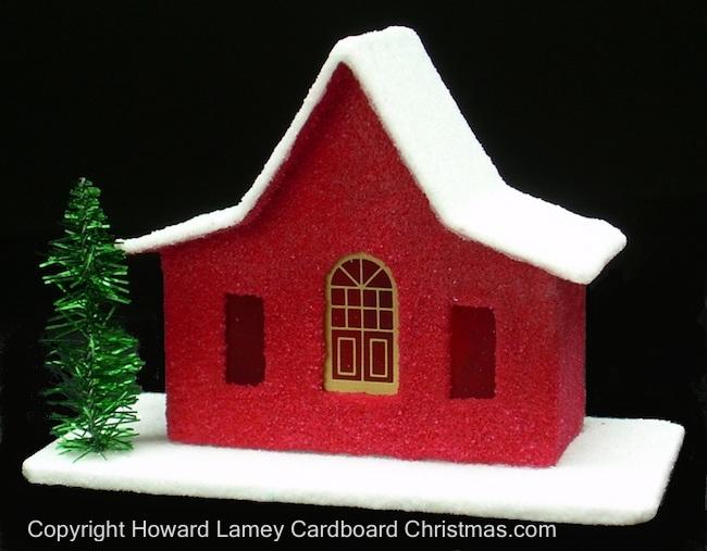Howard Lamey Ten Cent CIty house no 15