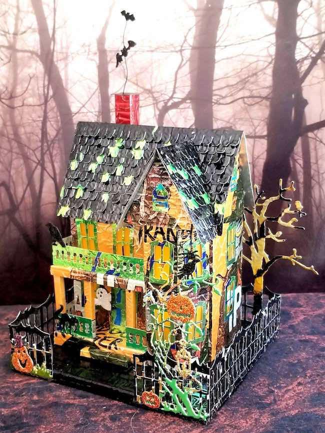 Jackie 1 Halloween entry