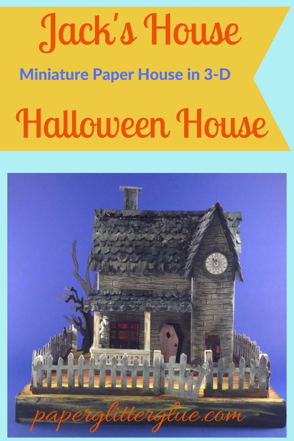Jack's House Halloween House