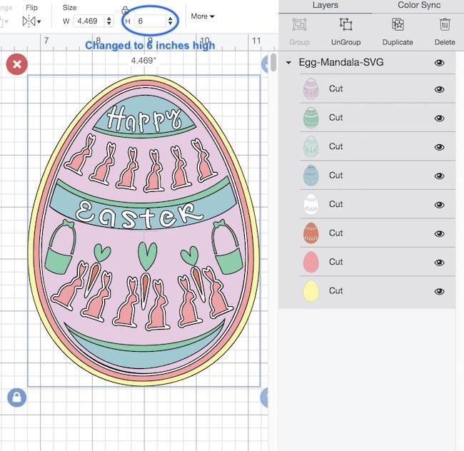 Jennifer Swift layered egg design resized