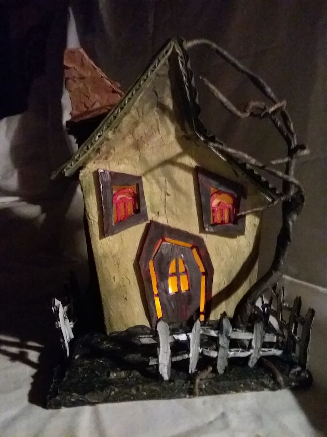 John haunted halloween house 2020