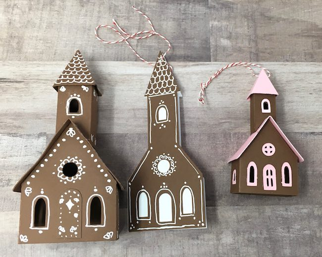 Little churches and tag