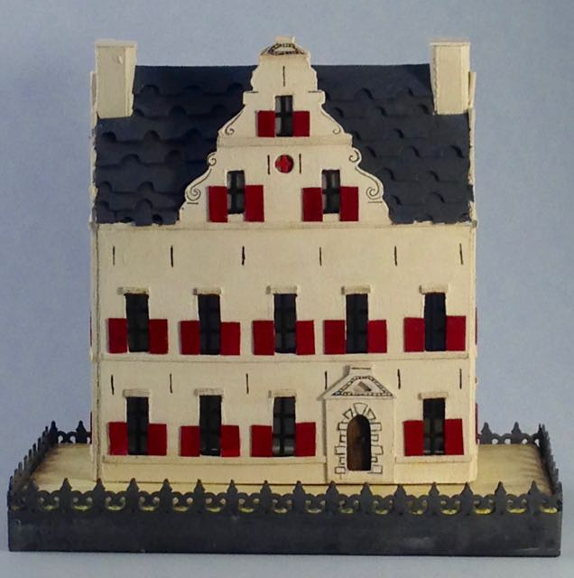 MIddleburg Netherlands Putz house version front view