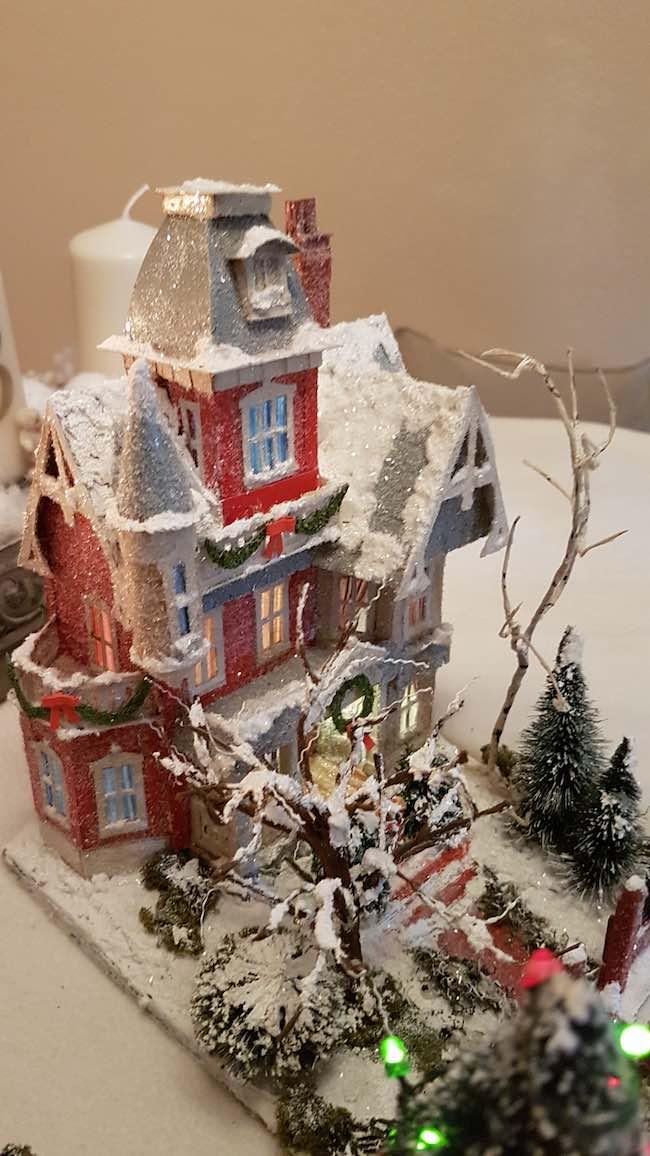 Manfred's Santa's Visit 2020