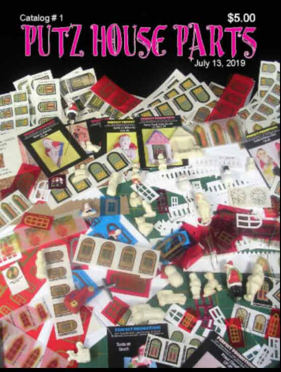 Cover of Pete Oehmen's Putz House Parts Catalog