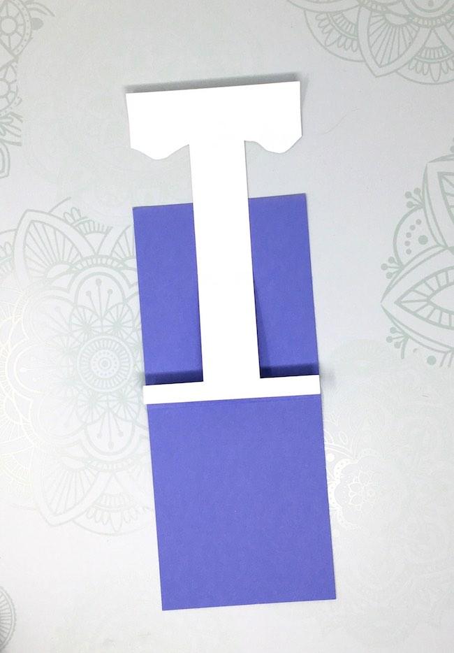 Pop-up support piece