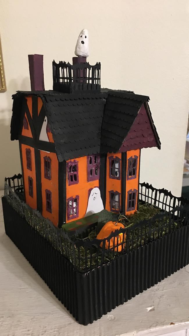 Priscilla Halloween House