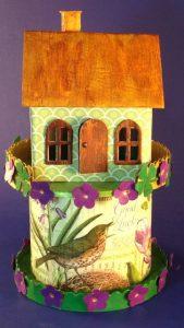 St Patrick house Village dwelling