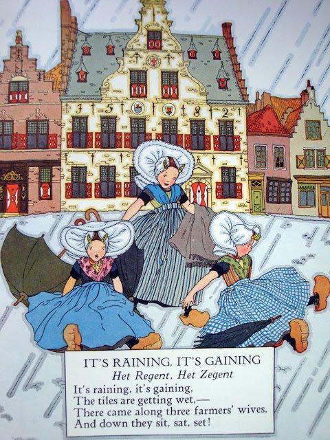 St. Joris Doelen Guild House illustration