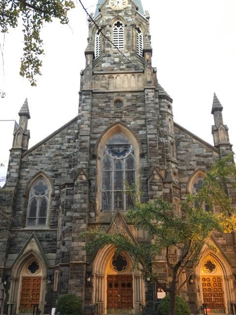 St. Mary's Church in Washington DC