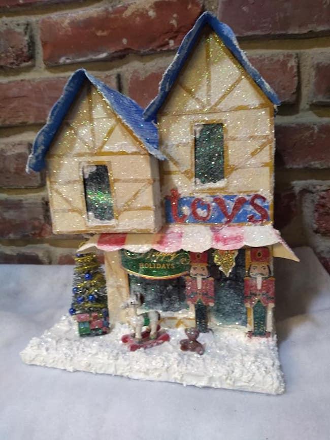 Toyland house