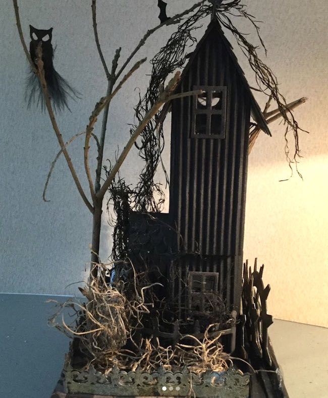 cindyp57 halloween house entry 9-20