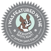 Simon Says Stamp Designer Spotlight winner
