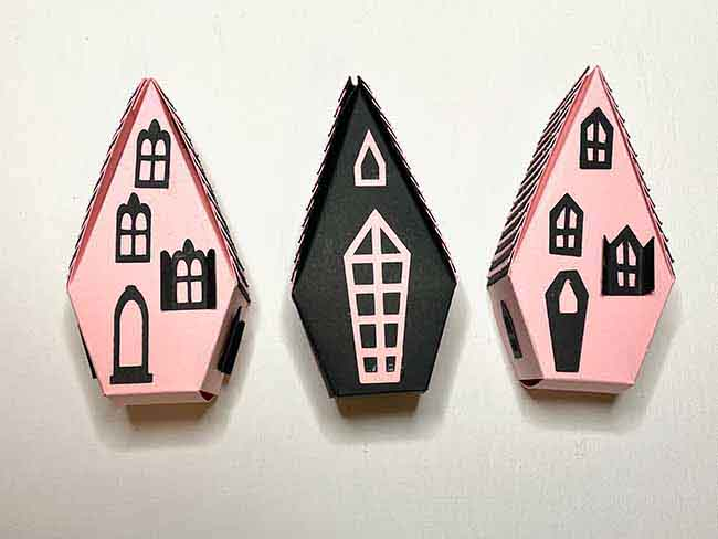 window choices for Gothic gift box